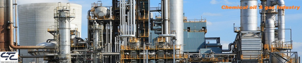 Chemical oil & gas Industry